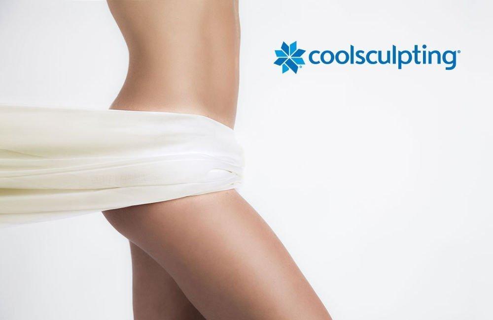 Elimina la grasa localizada con Coolsculpting®