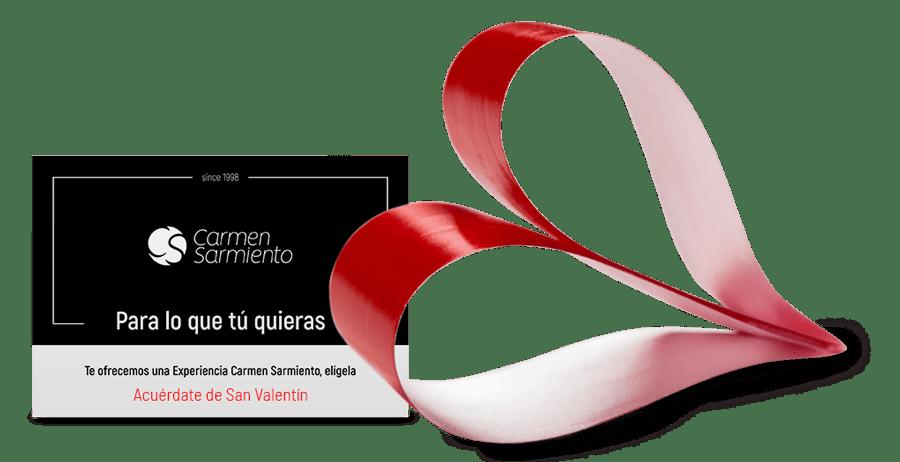 Tarjetas de regalo Carmen Sarmiento