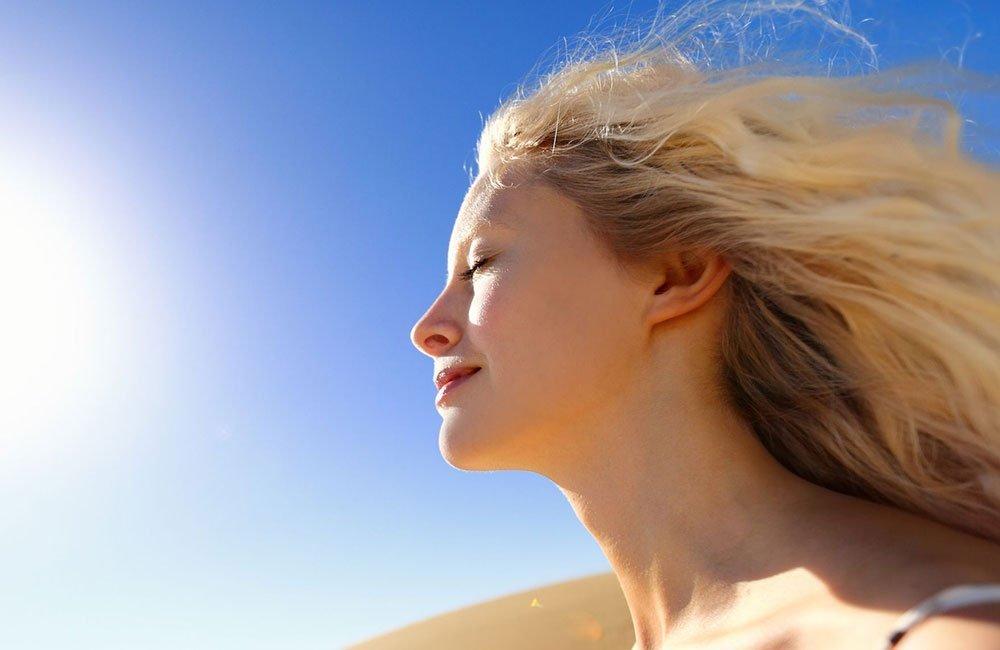 Protégete del sol con productos de Carmen Sarmiento