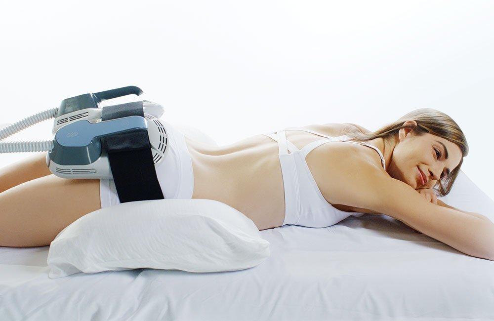 EMSculpt ® Más músculo, menos grasa en Centros Carmen Sarmiento