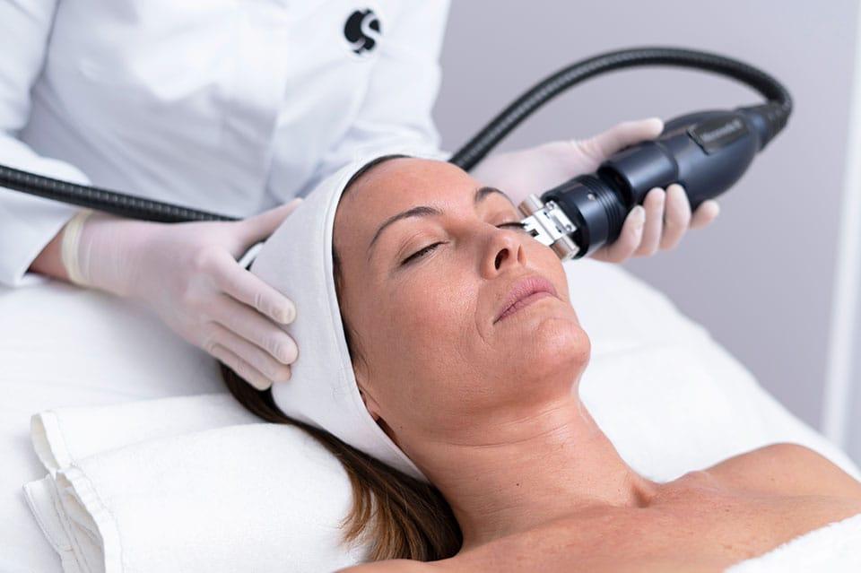 Tratamientos faciales antiaging