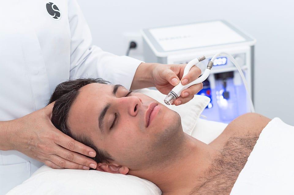 Tratamientos faciales en Sevilla en el Centro Carmen Sarmiento
